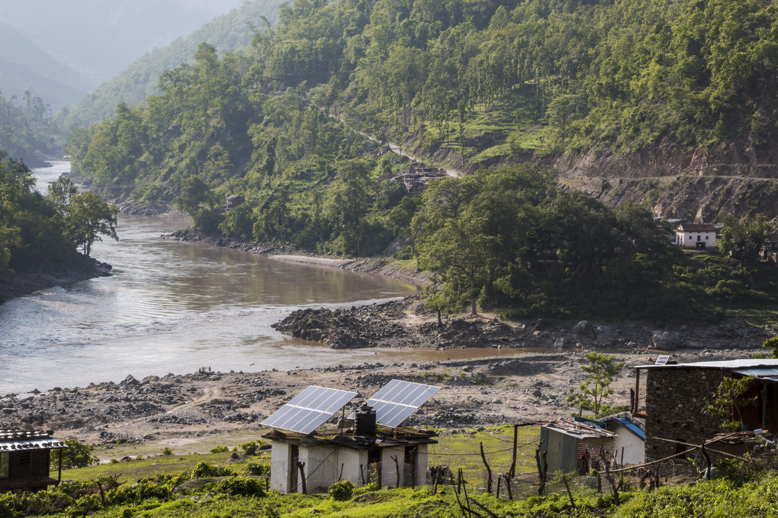 Inclusive, sustainable management of water resources in Nepal depends on addressing climate change and protecting healthy, biodiverse ecosystems