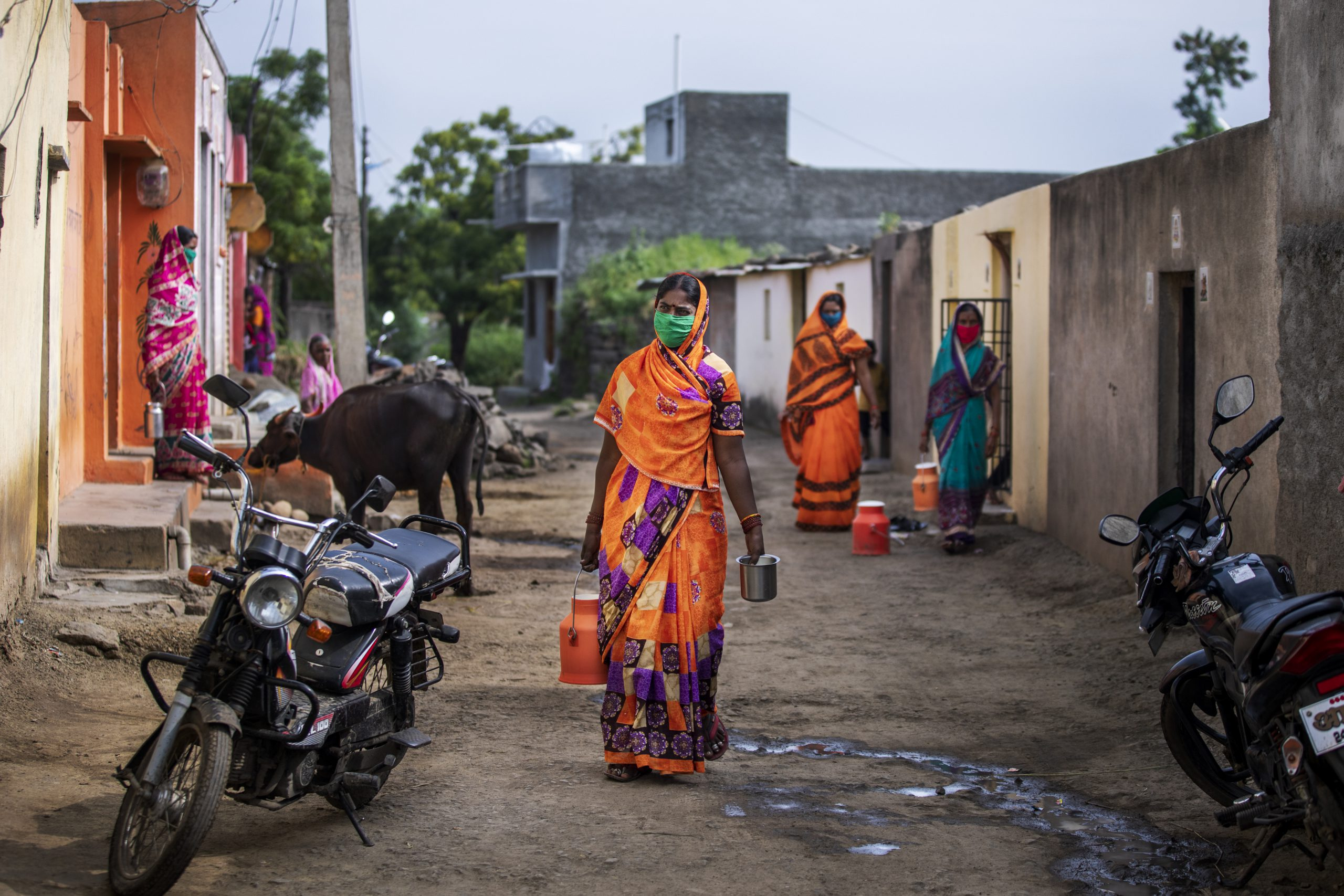 Climate photography: a cool future for India's dairy farmers?